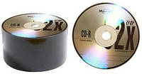 Диски MAXIMUS CD-R 700Mb 52x  50 pcs