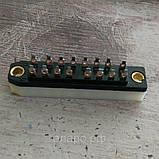 Соединитель РП3-16Б розетка, фото 2