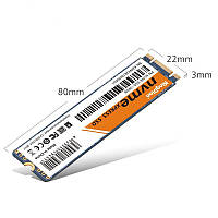 SSD DISK 512Gb NVME(M.2) PCIe 3.0 NVME 1.3 22*80mm KingDian NVME-512GB твердотельный накопитель