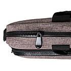 """Сумка для ноутбука Grand-X SB-139A Brown 15.6"""", фото 6"""