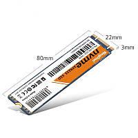 SSD DISK 1000Gb NVME(M.2) PCIe 3.0 NVME 1.3 22*80mm KingDian NVME-1Tb твердотельный накопитель
