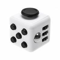 Fidget Hand Cube (white-black)