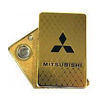 Электроимпульсная зажигалка  с аккумлятором  Mitsubishi