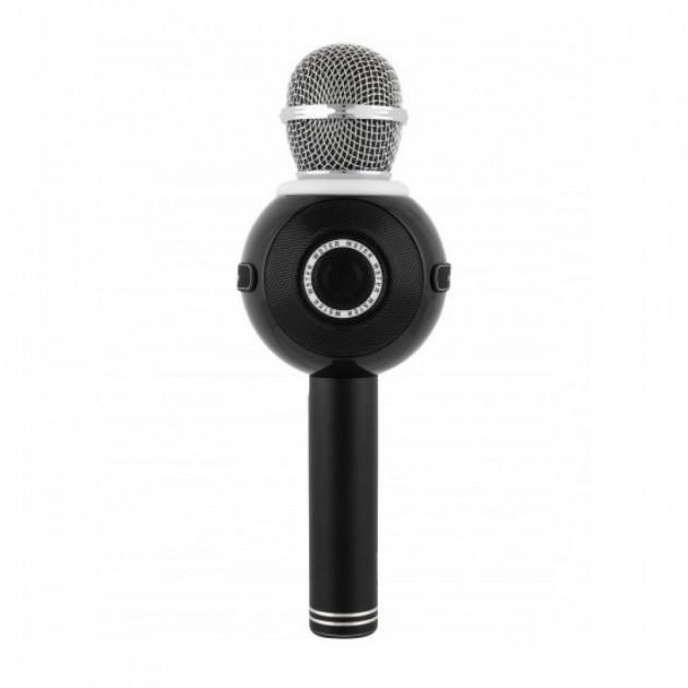 Беспроводной микрофон-караоке WSTER WS-878 Черный