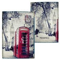 Обложка на паспорт Красная будка, Лондон