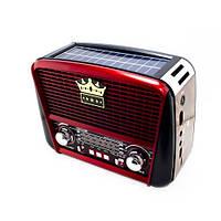 Радиоприёмник радио GOLON RX-455S Солнечная панель, аккумулятор