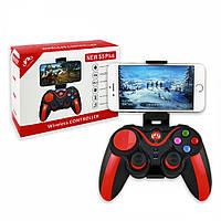 S5 PLUS NEW Беспроводной Геймпад Gen Game Джойстик Bluetooth для PC iOS Android - для смартфона, PC, Smart TV