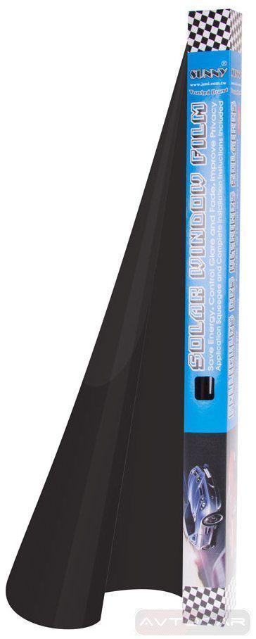 Тонировочная пленка Sunny Standart SF07530SDB, размер рулона 0,75м*3м  светопропускаемость 5%