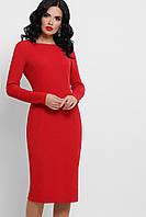 GLEM платье красное Викси д/р