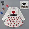 Платье Love Mama для девочки (двусторонние пайетки). 86-92 см