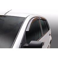 Azard Дефлектори вікон на Ford Fusion '02-12 (ПК, накладні), фото 1