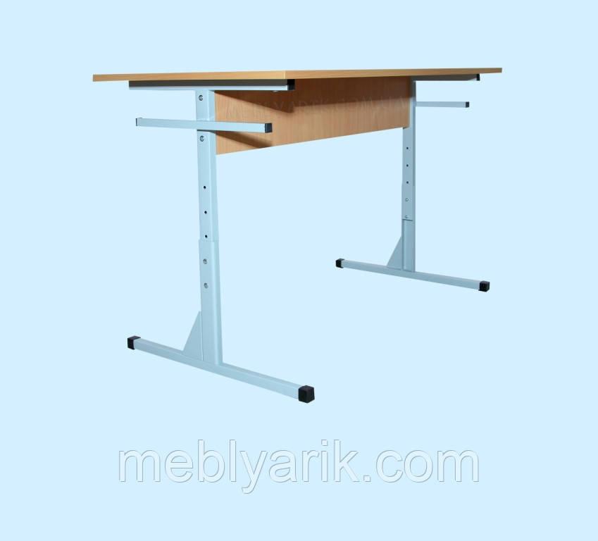 Стол для столовых консольного типа регулируемый