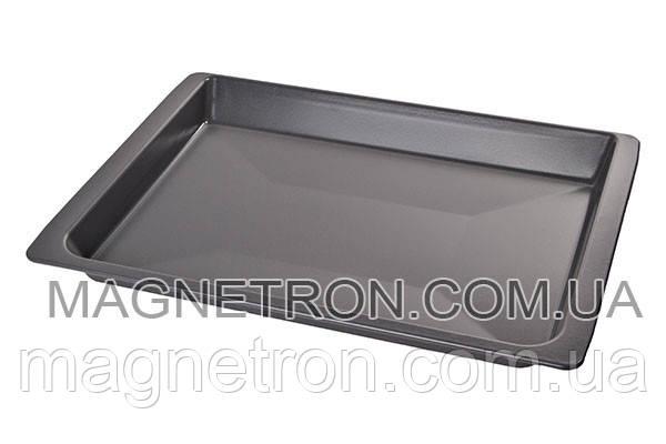 Глубокий противень эмалированный для духовки Bosch 464x345x40mm 742279, фото 2