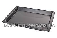 Глубокий противень эмалированный для духовки Bosch 464x345x40mm 742279