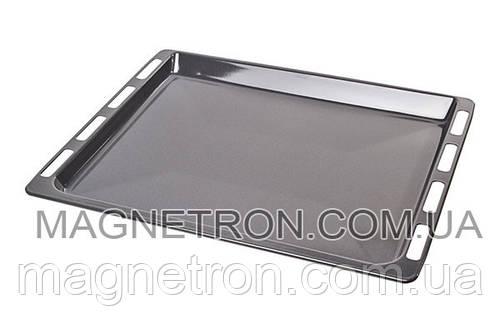 Эмалированный противень для духовки Bosch 464.6x375x24.5mm 434176