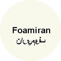 Фоамиран иранский слоновая кость (молочный) 60х70 см, толщина 1 мм, Харьков