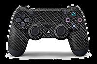 Наклейка для Sony PlayStation 4 Dualshock Carbon (31169)