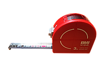 Рулетка измерительная 3 м продольные и внутренние измерения получение радиусов Viso Rostfrei BMI 405343010
