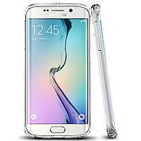 Чехол силиконовый Ультратонкий Epik 0,3mm для Samsung Galaxy S6 Edge G925 Прозрачный