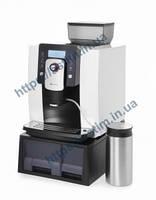 Кофемашина Profi Line, автоматическая - серебряная
