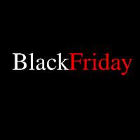 Black Friday - мы работаем для Вас;)