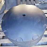 Диск бороны Wishek (ромашка) 770х52х8мм ст30Mnb5 Вишек (105470; 106021)