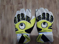Перчатки вратаря uhlsport