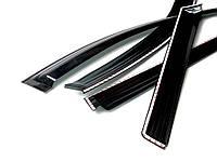 LAVITA Дефлекторы окон на MERCEDES-BENZ C-CLASS (W203) '00-07 (накладные)