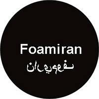 Фоамиран черный иранский35х60 см, толщина 1 мм, Харьков