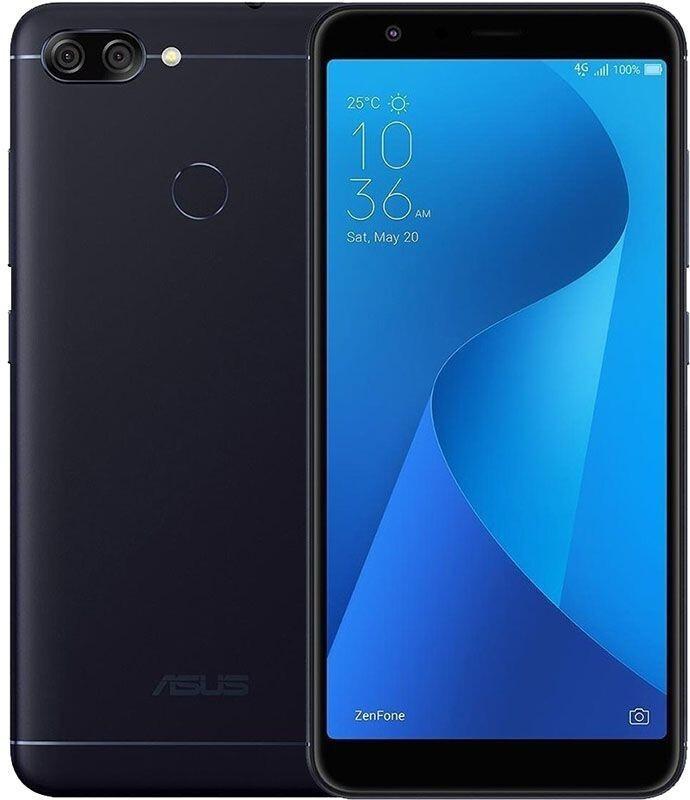 ASUS ZENFONE 4S MAX PLUS (M1) 4GB/64GB (ZB570TL) BLACK Гарантия 1 год!