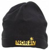 Шапки Norfin Fleece черный LX/59-60