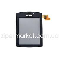 Сенсорный экран (тачскрин) для моб. телефона Nokia Asha 303