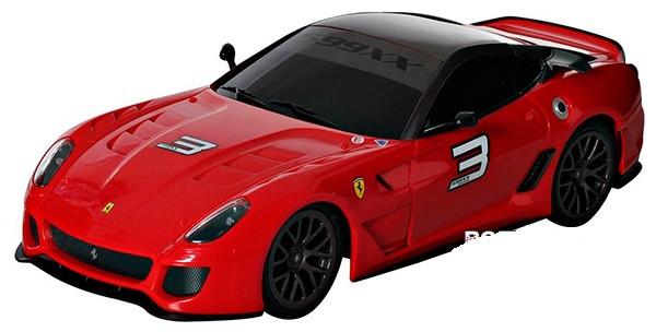 Автомобиль Ferrari 599XX