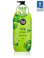 Гель для душа Shower Mate Lime Body Wash