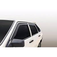 Azard Дефлектори вікон на ВАЗ 2109-99, 2114-15 (ПК, накладні), фото 1
