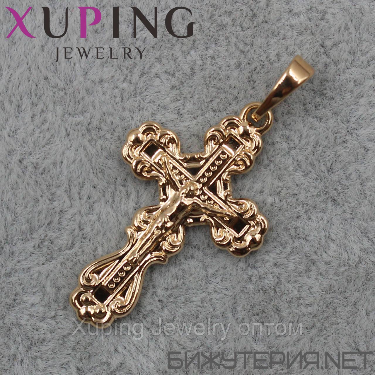 Крестик Xuping медицинское золото 18K Gold - 1020450507