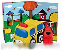 Школьный автобус и Патрик