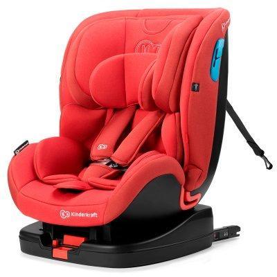Автокресло KinderKraft Vado red (KKFVADOred0000)