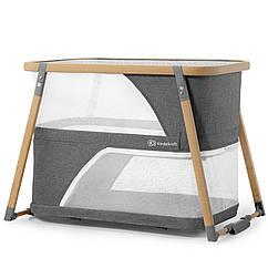 Дитячий манеж-ліжечко 4 в 1 KinderKraft Sofi (KKLSOFIGRY0000)