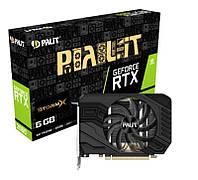 Видеокарта GF RTX 2060 6GB GDDR6 StormX OC Palit (NE62060S18J9-161F)
