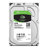 Накопитель HDD SATA 6.0TB Seagate BarraCuda 256MB (ST6000DM003)