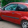 COBRA TUNING Дефлектори вікон на Ford Fiesta VI '02-08 3d (накладні)