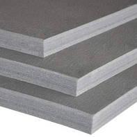 Спортивный мат для Борьбы, самбо, дзюдо (ХСППЕ пенополиэтилен, серый легкий) 1х2м. толщина 4 см.