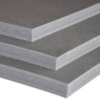 Спортивный мат для Борьбы, самбо, дзюдо (ХСППЕ пенополиэтилен, серый легкий) 1х2м. толщина 2 см.
