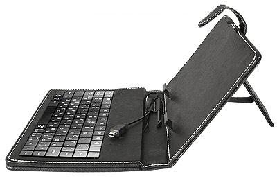 Чехол с клавиатурой для 8 дюймовых планшетов
