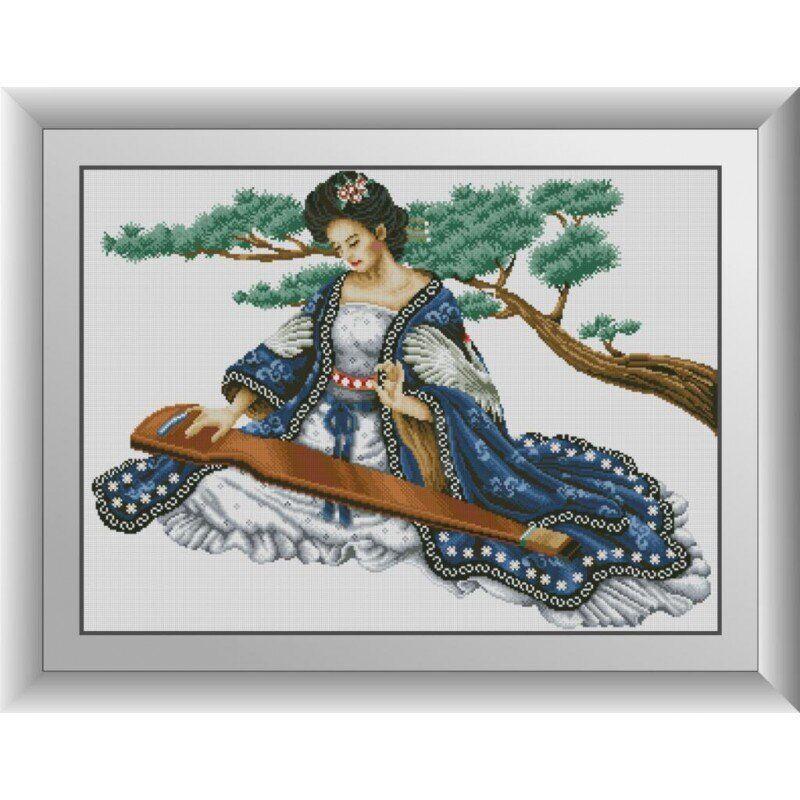 31047 Японская мелодия Набор алмазной живописи