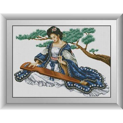 31047 Японская мелодия Набор алмазной живописи, фото 2