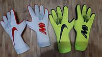 Вратарские перчатки Nike GK MERCURIAL Touch размера 10 11