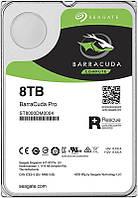 Накопитель HDD SATA 8.0TB Seagate BarraCuda Pro 7200rpm 256MB (ST8000DM0004)