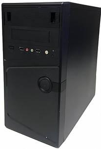 Корпус Delux MK231 Black 500W 12Fan
